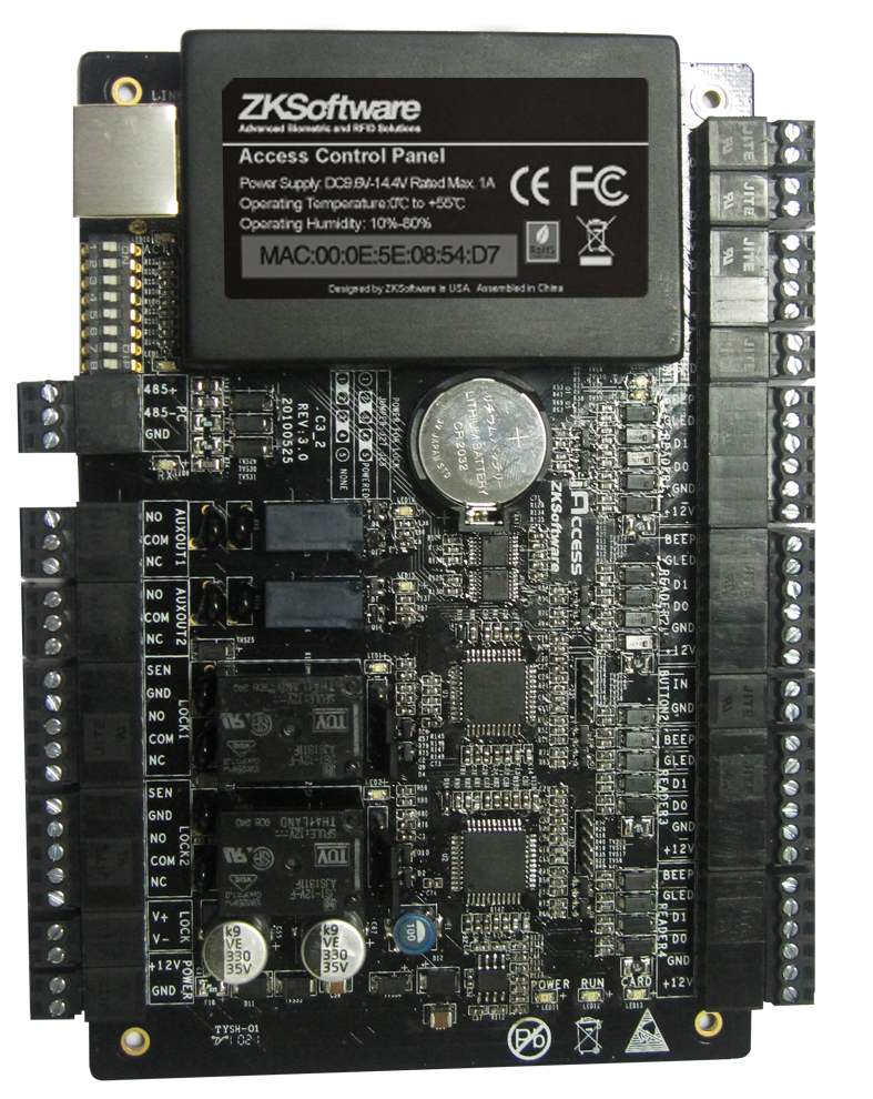 контроллер доступа