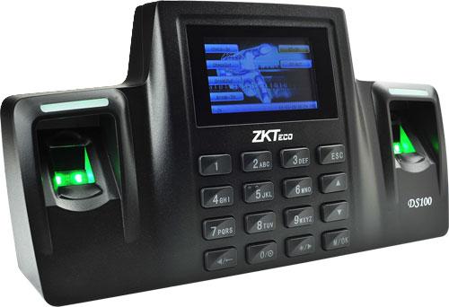 Система учета рабочего времени биометрическая  Терминал ZKSoftware